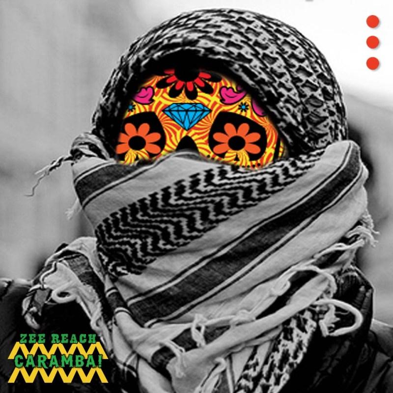 Zee Reach_Caramba!_Cover