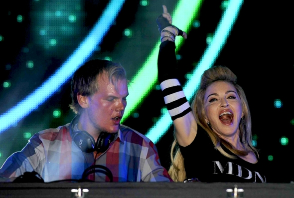 Avicii, Ultra Music Festival / 2012