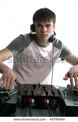 stock-photo-young-disk-jockey-for-the-vinyl-disks-and-mixer-49706494